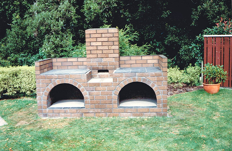 Brick Oven Design Ideas - Garden Inspiration
